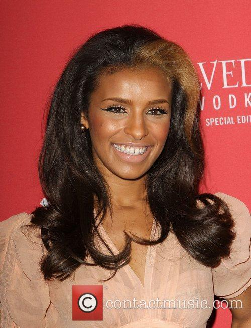Melody Thornton and Grammy 5