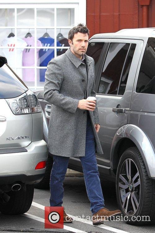 Ben Affleck and Brentwood 7