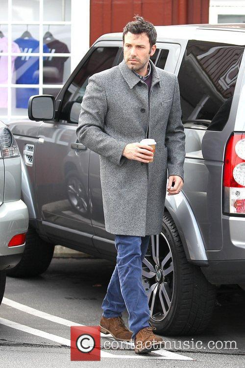 Ben Affleck and Brentwood 10