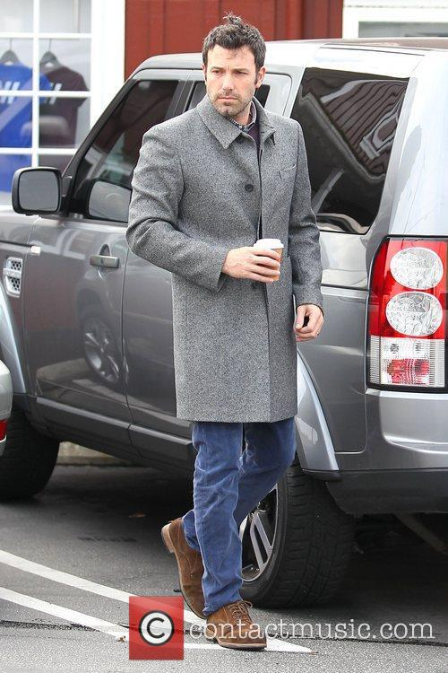 Ben Affleck and Brentwood 6