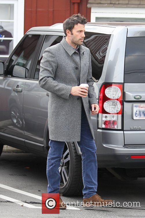 Ben Affleck and Brentwood 11