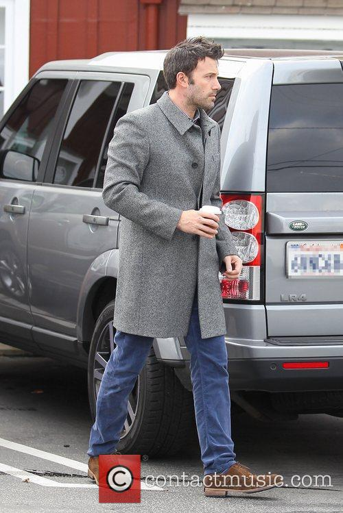 Ben Affleck and Brentwood 2