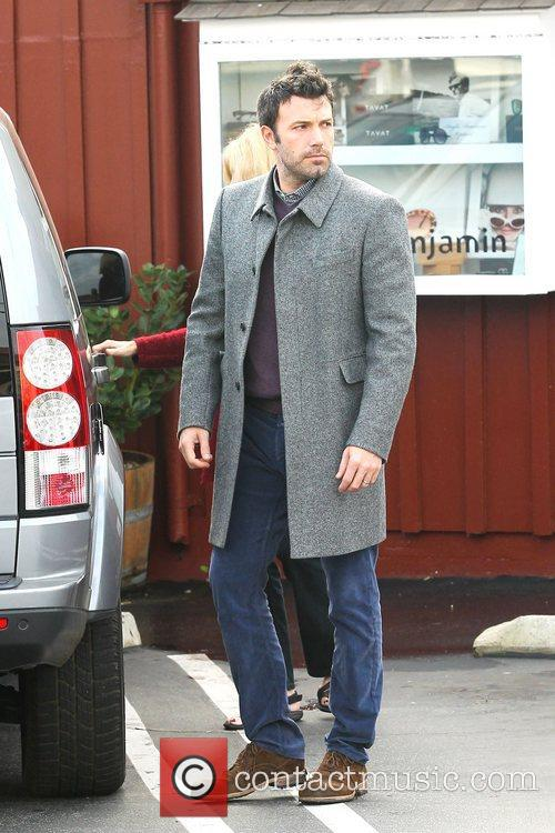 Ben Affleck and Brentwood 8