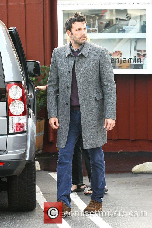 Ben Affleck and Brentwood 1
