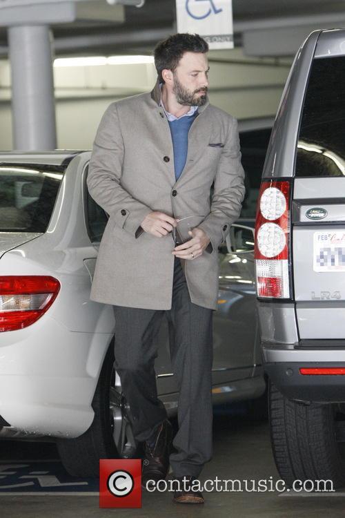 Ben Affleck Ben Affleck and Jennifer Garner take...