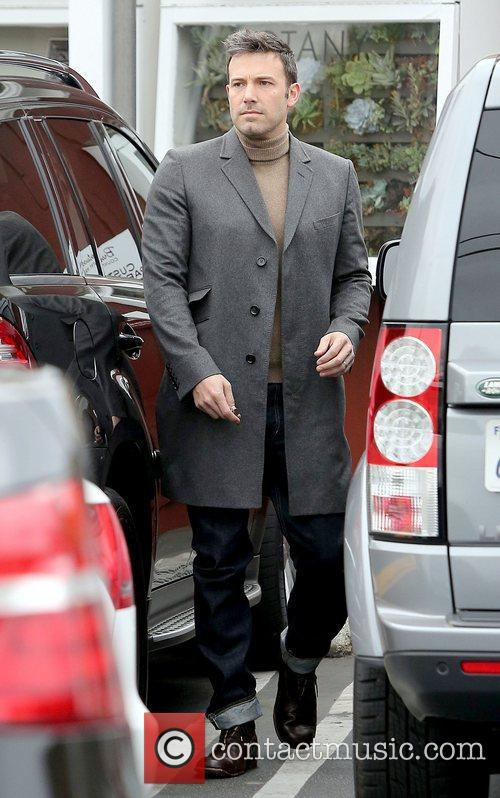 ben affleck wearing a long grey winter 5952143