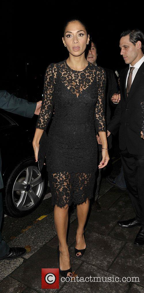nicole scherzinger arriving at annabels private members 4109243