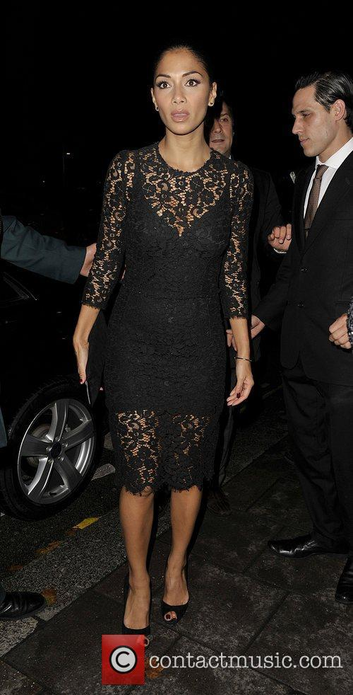nicole scherzinger arriving at annabels private members 4109244