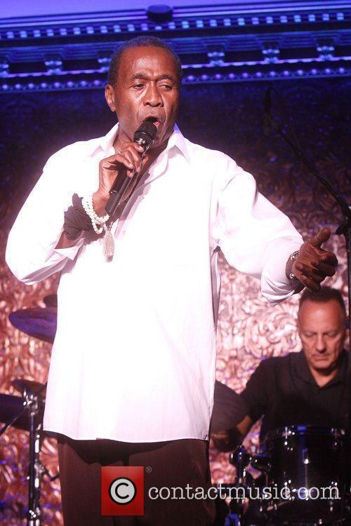 Ben Vereen in rehearsal for 'Steppin' Out With...