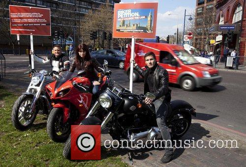 Suzi Perry and James Toseland 1