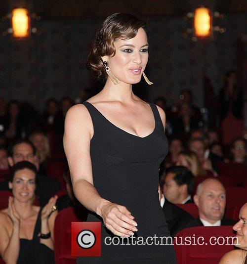 berenice marlohe attending the premiere of james 4149301