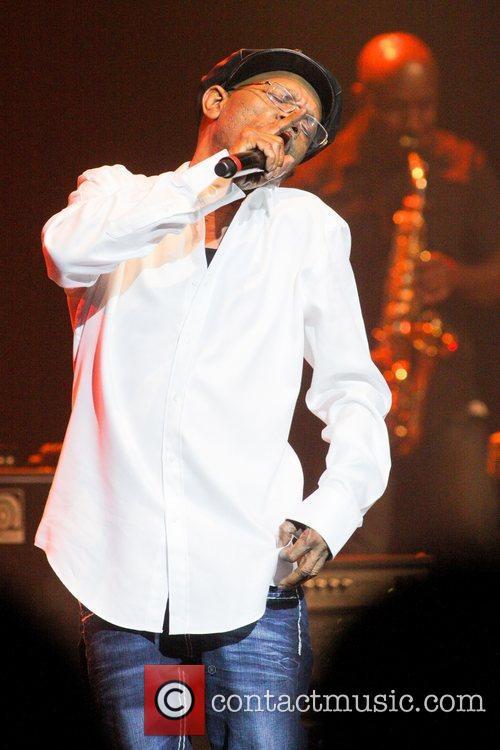 Beres Hammond, Seminole Hard Rock Hotel, Casinos' Hard Rock Live, Hollywood and Florida 12