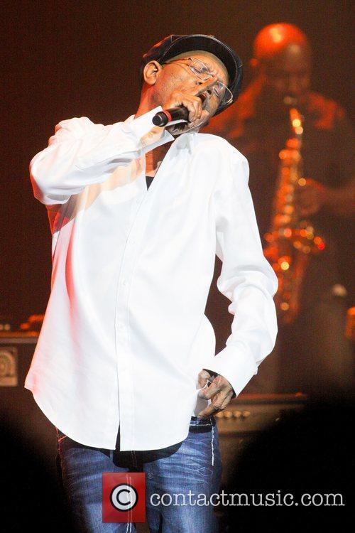 Beres Hammond, Seminole Hard Rock Hotel, Casinos' Hard Rock Live, Hollywood and Florida 6