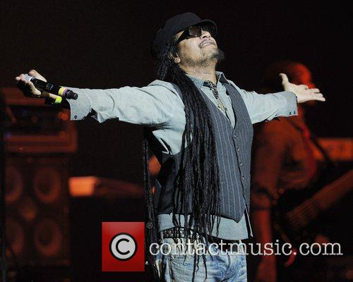 Maxi Priest, Seminole Hard Rock Hotel, Casinos' Hard Rock Live, Hollywood and Florida 17