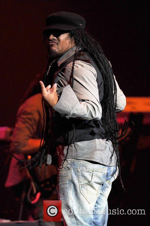 Maxi Priest, Seminole Hard Rock Hotel, Casinos' Hard Rock Live, Hollywood and Florida 15