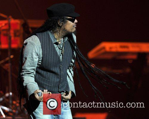 Maxi Priest, Seminole Hard Rock Hotel, Casinos' Hard Rock Live, Hollywood and Florida 14