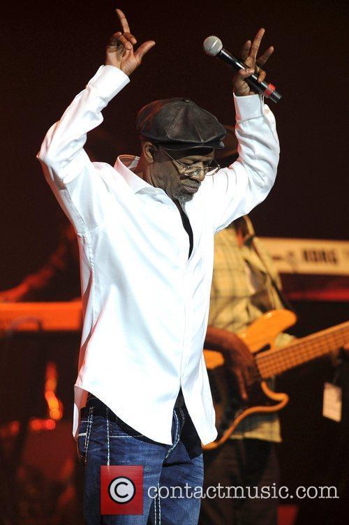 Beres Hammond, Seminole Hard Rock Hotel, Casinos' Hard Rock Live, Hollywood and Florida 33