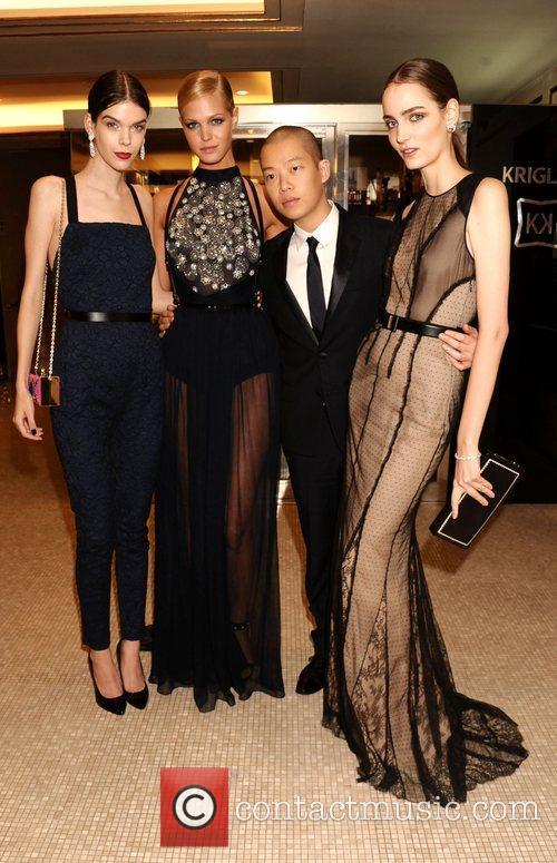 Guest, Erin Heatherton, Jason Wu, Guest Bergdorf Goodman...