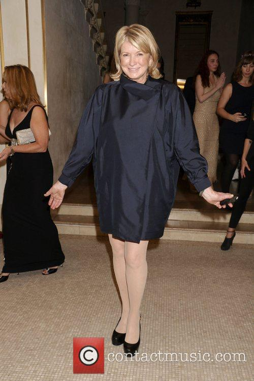 Martha Stewart Bergdorf Goodman 111th Anniversary held at...