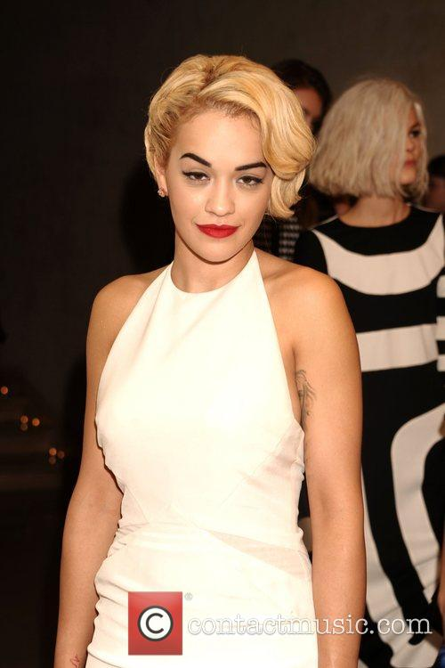 Rita Ora  Bergdorf Goodman 111th Anniversary held...