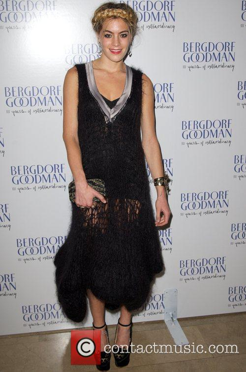 Chelsea Leyland Bergdorf Goodman 111th Anniversary held at...