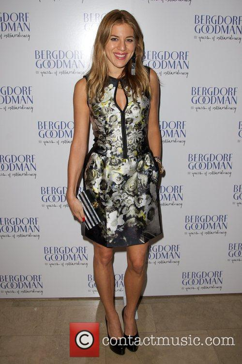 Dani Stahl Bergdorf Goodman 111th Anniversary held at...