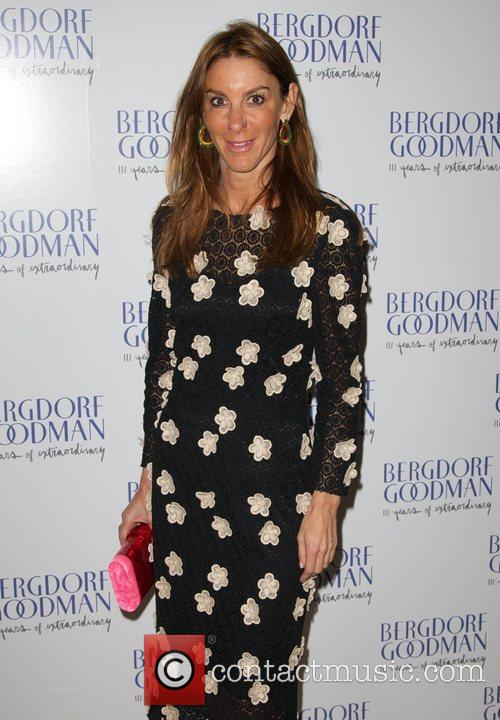 Dori Cooperman  Bergdorf Goodman 111th Anniversary held...