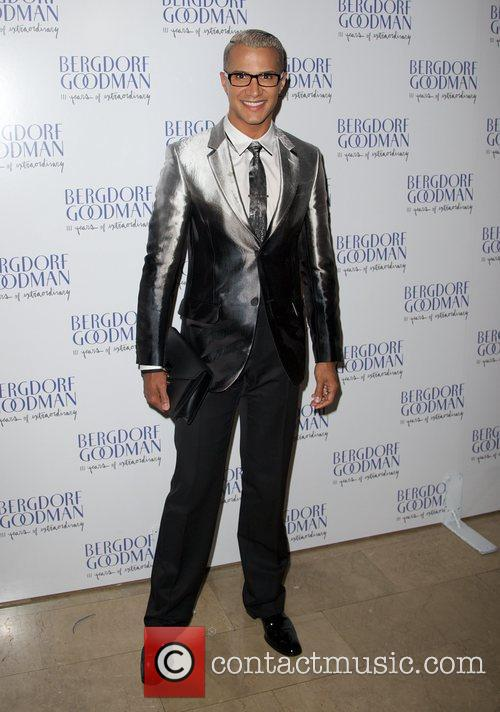 Jay Manuel Bergdorf Goodman 111th Anniversary held at...