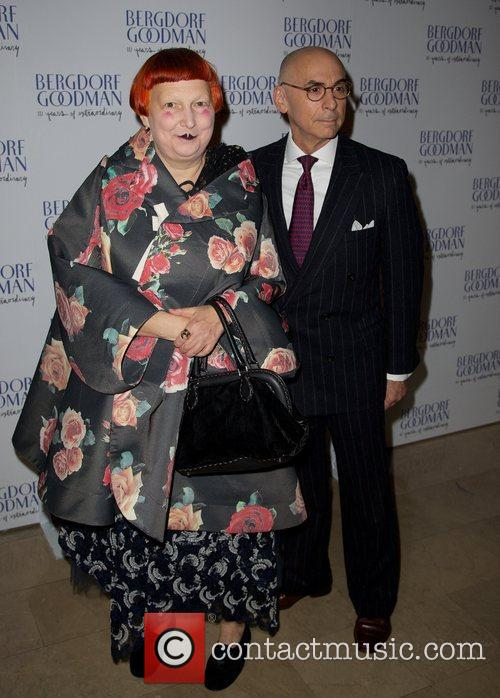 Lynn Yaeger Bergdorf Goodman 111th Anniversary held at...