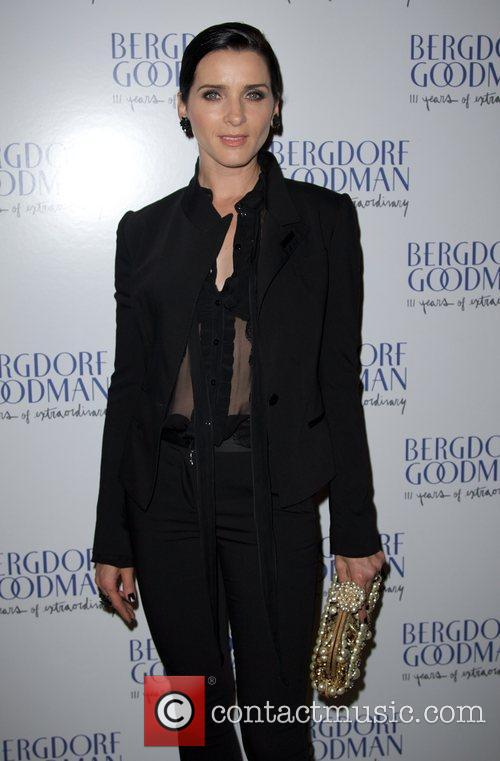 Michele Hicks Bergdorf Goodman 111th Anniversary held at...