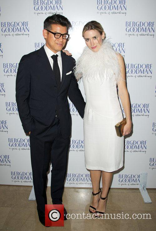 Peter Som  Bergdorf Goodman 111th Anniversary held...