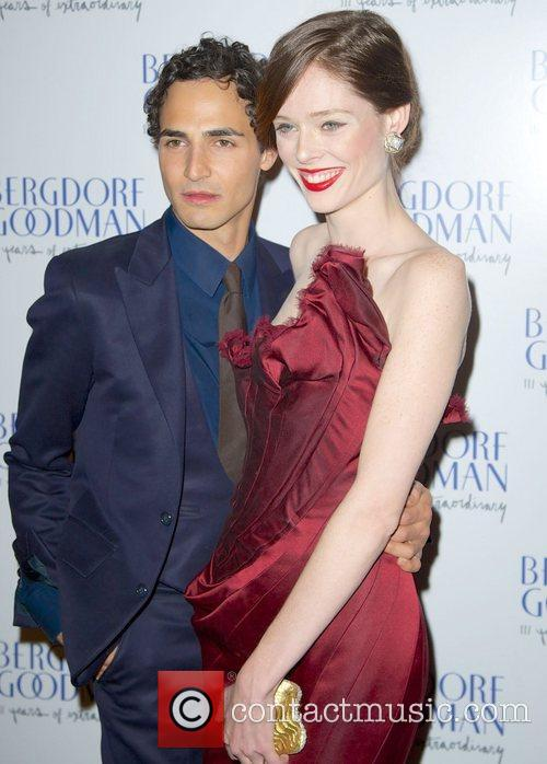 Zac Posen and Coco Rocha 3