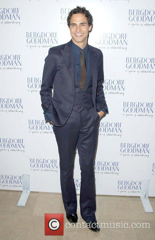 Zac Posen attends the Bergdorf Goodman 111th Anniversary...