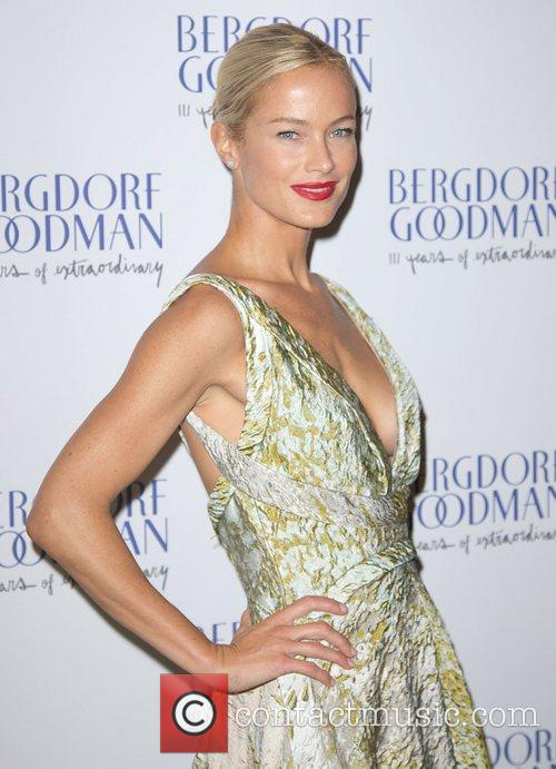 Carolyn Murphy attends the Bergdorf Goodman 111th Anniversary...