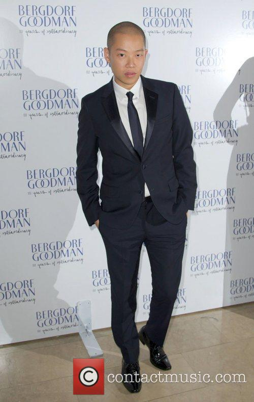 Jason Wu  attends the Bergdorf Goodman 111th...