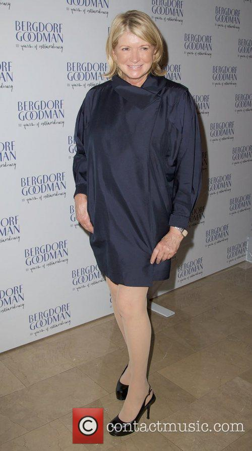 Martha Stewart attends the Bergdorf Goodman 111th Anniversary...