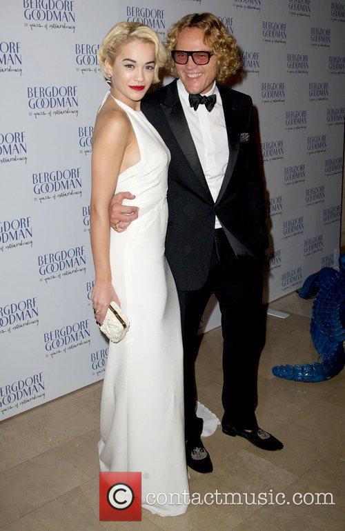 Peter Dundas and Rita Ora 5