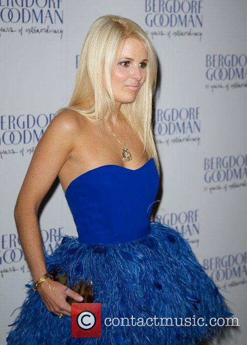 Alexandra Vidal  Bergdorf Goodman 111th Anniversary held...