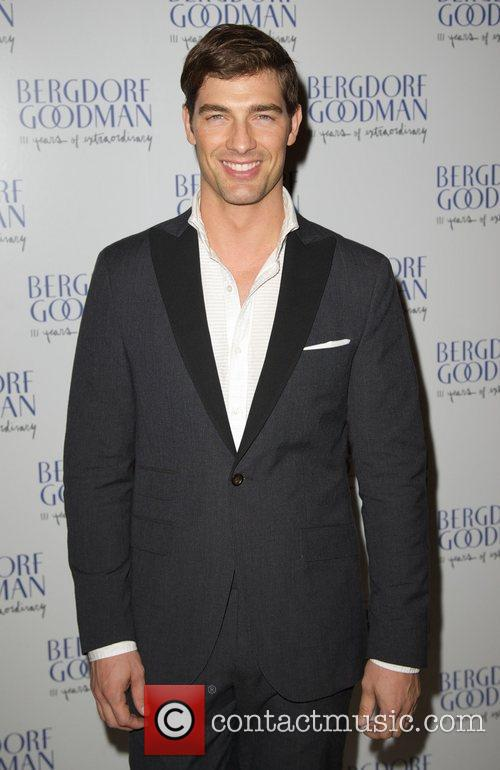 Cory Bond  Bergdorf Goodman 111th Anniversary held...