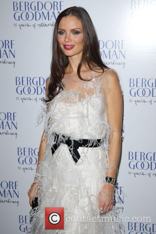 Georgina Chapman  Bergdorf Goodman 111th Anniversary held...