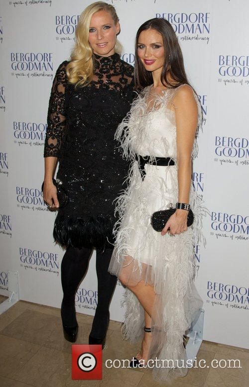 Keren Craig and Georgina Chapman  Bergdorf Goodman...