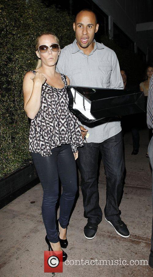 Kendra Wilkinson and Hank Baskett 6