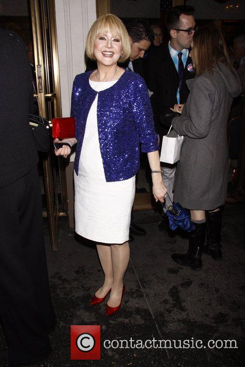 Broadway opening night of Gore Vidal's 'The Best Man' at ...
