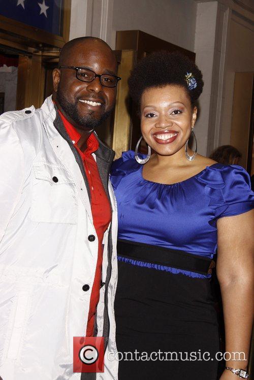 J. Bernard Callaway and Carmen Ruby Floyd Broadway...