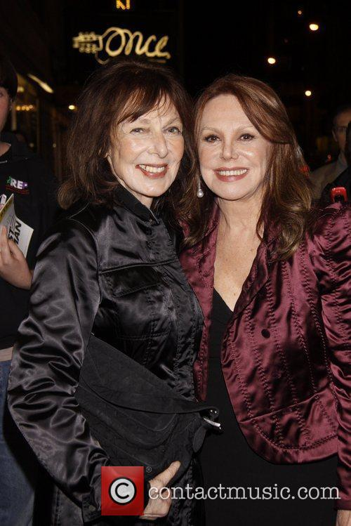 Elaine May and Marlo Thomas