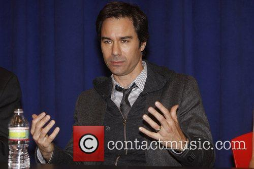 Eric McCormack  Press conference for the Broadway...