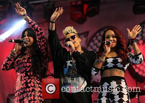 Stooshe and Bestival 6