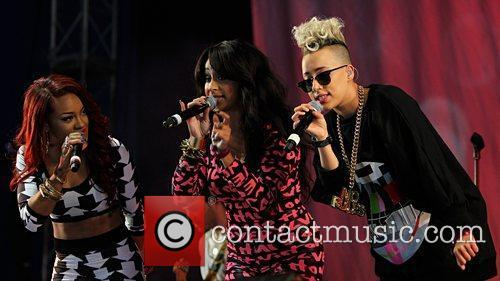 Stooshe and Bestival 7