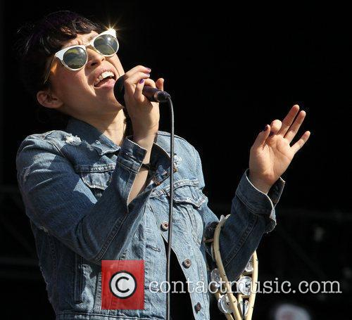 Little Dragon and Bestival 4