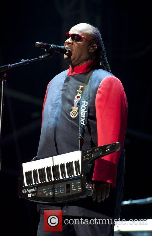 Stevie Wonder and Bestival 5